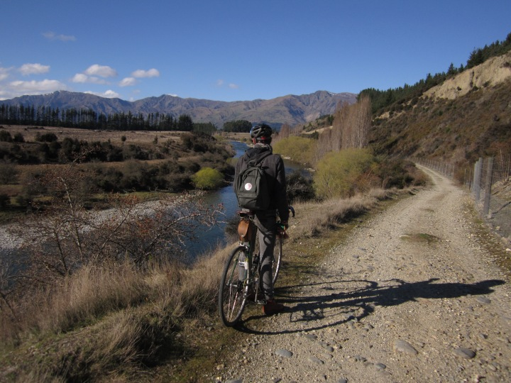 Queenstown bike trails
